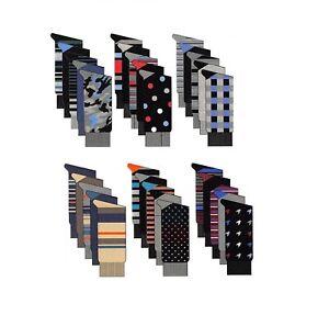 John Weitz Men's Dress Socks (30-Pack)