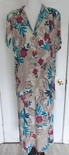 SAG HARBOR 100% RAYON 2 PC OUTFIT TOP M, SKIRT SM ELASTIC WAIST GREAT CONDITION