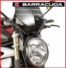 CUPOLINO BARRACUDA AEROSPORT FUME' SCURO MV AGUSTA BRUTALE 910 S 989 R 1078 RR