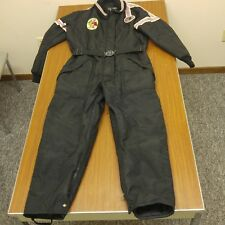 Vintage 1970's Arctic Cat One Piece Snowmobile Snow Suit Women's Large