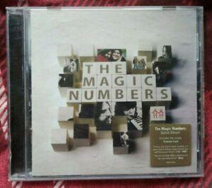 THE MAGIC NUMBERS  2005 DEBUT  CD ALBUM