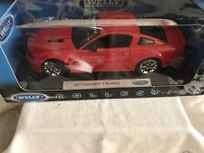 1:18 Scale 2007 Saleen S281 E Mustang By Welly