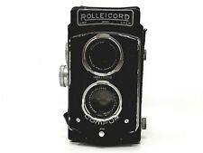 Vintage Rolleicord Camera DRP DRGM Compur Franke Heidecke