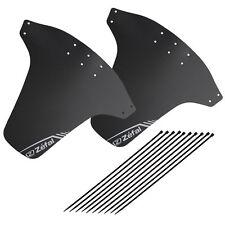 Zefal Mudguard Deflector Lite M 2er Set Schutzblech MTB Gabel Hinterbau schwarz
