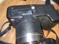 Panasonic Lumix FZ35 w/ camera battery and charger--WORK TESTED