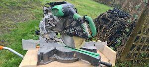 Hitachi C12RSH 305mm Slide Compound Mitre Saw with Laser