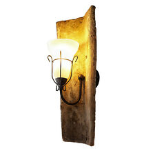 Wall Light Lamp Antique Country House Spotlight dachziegel-leuchte