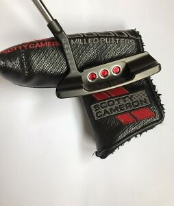 scotty cameron select newport 2 putter, 35 inch