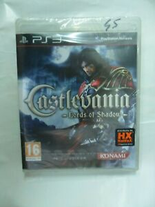 CASTELVANIA LORDS OF SHADOW videogioco Playstation 3 PS3  sigillato ITALIANO