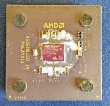 AMD DURON CPU Processor 800Mhz D800AUT1B Socket A Ceramic TESTED FREE SHIPPING!