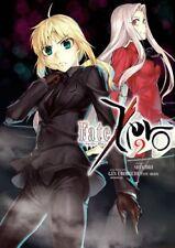 + + fate ZERO Vol. 2 manga (Shinjiro/Type Moon) inglese!!! + +
