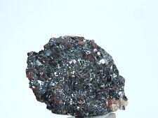 Rhodonite Crystal North Mine, Broken Hill, NSW, Australia (EA4457) mineral gem