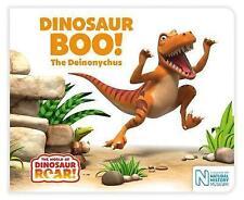 Dinosaur Boo! The Deinonychus by Jeanne Willis (Board book, 2017)