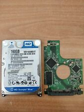 Scheda Logica Hard Disk 2.5'' SATA 160GB WESTERN DIGITAL WD1600BEVT-22ZCT0 (N34P