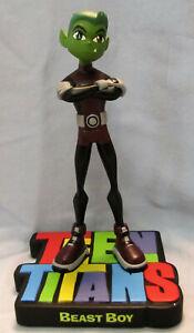 TEEN TITANS MAQUETTE, BEAST BOY, Limited Edition 600, DC Comics (2004) NEW!