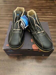 Aboutblu 25138 11LA VIBO Compo Safety Boots Black-Beige Size UK-6 EU-39