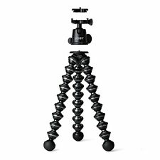 JOBY GorillaPod Focus Kit Black Flexible Tripod with Ball Head X for Camera