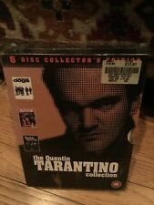 Quentin Tarantino Collection Reservoir Dogs Pulp Fiction Jackie Brown