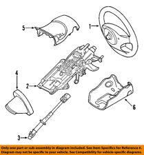 FORD OEM Steering Column-Coupling 6F9Z3B676AA