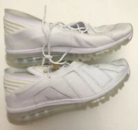 Nike Air Max Flair Men's Cross Training Shoes | Triple white | Size 13