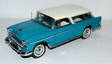 Danbury Mint 1:24 ++ 1955 Chevrolet Nomad Station Wagon ++ #A2_327