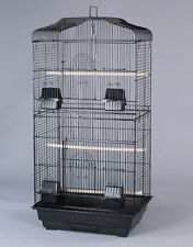 Large Tall Canary Parakeet Cockatiel LoveBird Finch Bird Cage 1703H - 637