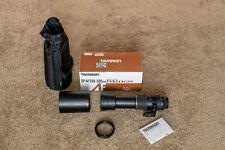 Tamron SP A08 200-500mm f/5-6.3 AF Di LD IF Lens For Nikon