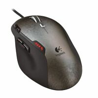 Logitech G500 Dual-mode USB Wired Laser Gaming Mouse (IL/RT5-910-001259-UA)