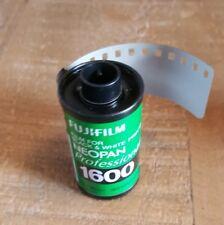Fujifilm Neopan 1600 35mm Film Single Roll