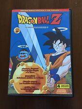 DRAGON BALL Z. DVD 6 - CAPS 21 A 24 - 100 MIN - ED REMASTERIZADA SIN CENSURA