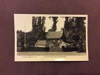 Captain Cook's Cottage - Melbourne - Vintage Real Photo Postcard