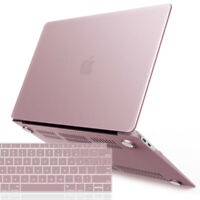 "IBENZER Hard Shell Case MacBook Air 13""11"" M1 A2337 A2179 A1932 +Keyboard cover"