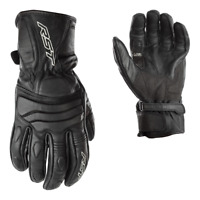 RST Jet CE Leather Gloves Motorbike Motorcycle ALL COLOURS & WATERPROOF OPTION