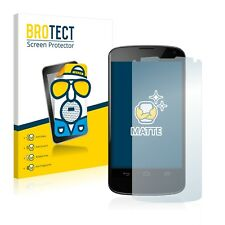 2x BROTECT Matte Screen Protector LG Electronics Google Nexus 4 Protection Film