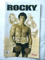 57621 Instruction Booklet - Rocky - Sony PS2 Playstation 2 (2002) SLES 51208