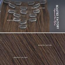 Extensiones de pelo de pelo medio