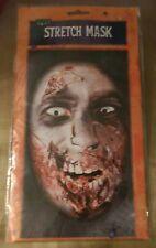Halloween Zombie Stretch Effrayant Masque Fête Horreur Accessoires diable GRATUIT UK p&p