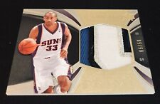 Grant Hill 2008-09 Exquisite Collection Prime Patch Game-Used #'d Orlando Magic