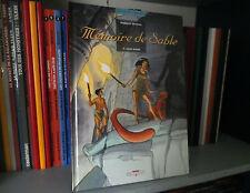 Mémoire de sable, Tome 3 : Lune noire - BD - Héroïc Fantasy