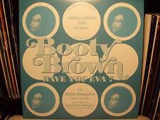 "BOOTY BROWN (PHARCYDE) - HAVE YOU EVA? / DIVINE DECEPTION (12"") 2002!!!  RARE!!!"