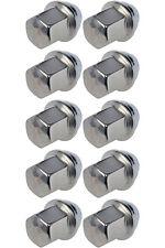 10 Wheel Nut M14-1.50 Capped - 22 Mm Hex, 38.5 Mm Length - Dorman# 611-330