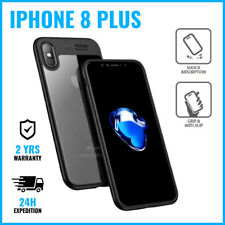 Focus Armor Cover Cas Coque Etui Silicone Hoesje Case Black For iPhone 8 Plus