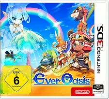 Ever Oasis (Nintendo 3DS, 2017)