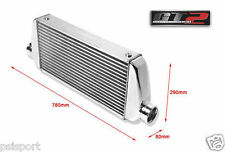 "HDi GT2 intercooler *780*80*290MM Special price alloy Polished 3"" Inlet Outlet"
