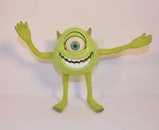 "RARE 2002 Mike Wazowski 4.75"" Bendy Arms Action Figure McDonald's Monsters Inc"
