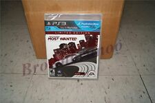 Need for Speed Most Wanted LIMITED EDITION PS3 New Sealed