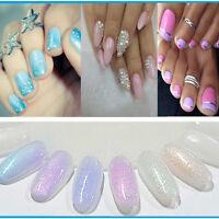 Nail Art Glitter Powder Dust Magic Mermaid Effect 10ml