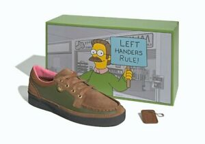 Adidas Orignals X The Simpsons McCarten L.H.R Ned GY8439 Men's Low Top Sneakers