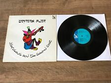 HAPSHASH AND THE COLOURED COAT - THE WESTERN FLIER : UK A1/B1 MONO LP LBL 83212E