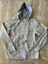 "New DC Shoes Hooded Jacket Coat ""Specter"" Khaki XL"